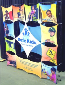 More Ideas Two Safe Kids Display