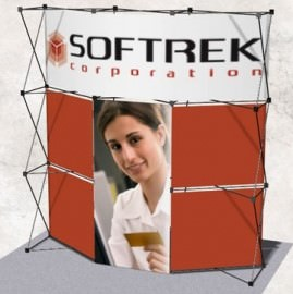 More Ideas One Softrek Display