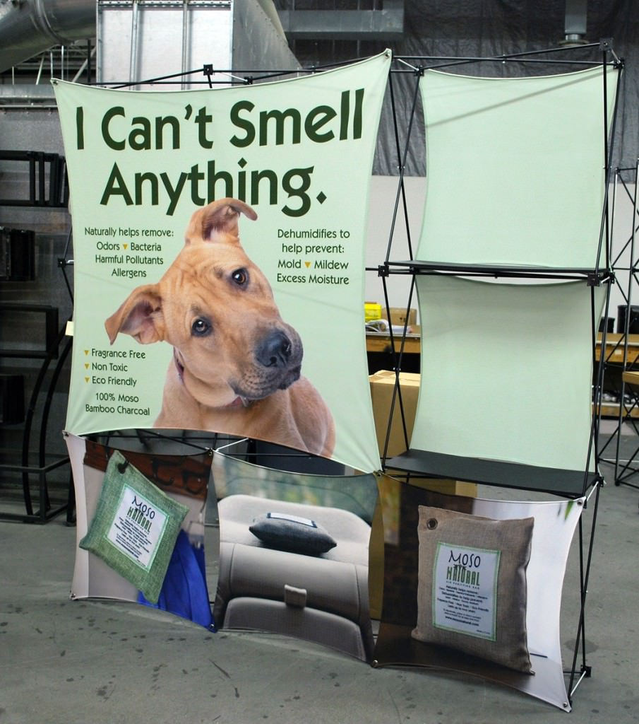 More Ideas Can't Smell Display