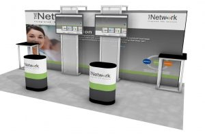 Portable Tradeshow Display