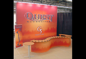 Quest display