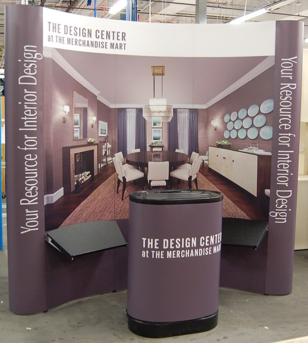 Industry Specific Trade Show Design and Marketing Graphics Display