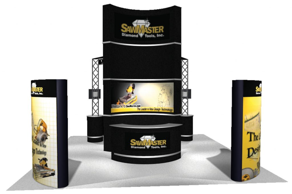 Trade Show Portable Display