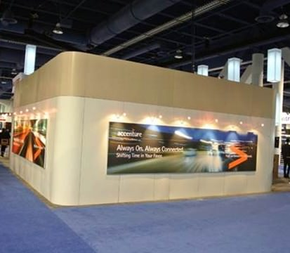 Custom Modular Trade Show Display