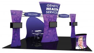 Trade Show Display Rental from Eyekon Group